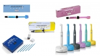 Oferta! 15 Estelite Σ Quick 3,8g + 5 Estelite Posterior 4,2g +  Bond Force II Kit + Lampa MECTRON Starlight UNO